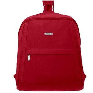 NWOT Baggallini Excursion Sling Backpack Apple Red